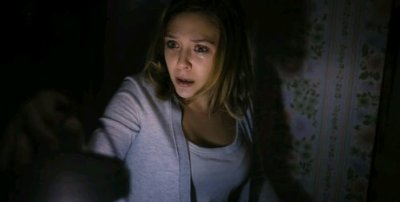Late night wandering in 2012 horror film Silent House